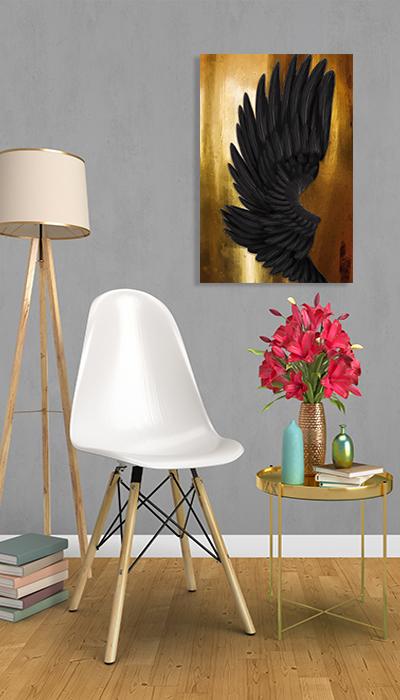 No temas usar colores fuertes,Consejos de decoración en casas pequeñas