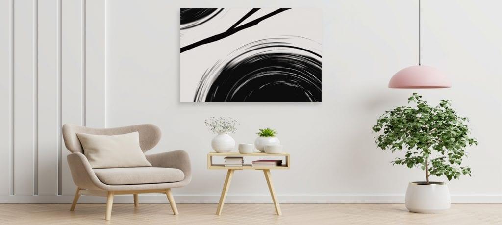 Reduce los colores que vas a utilizar,decoración minimalista