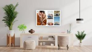 4. Diseña un divertido Collage con fotos de tus amigos