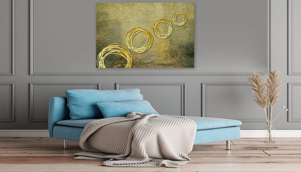 5.-Muebles con diseños sencillos
