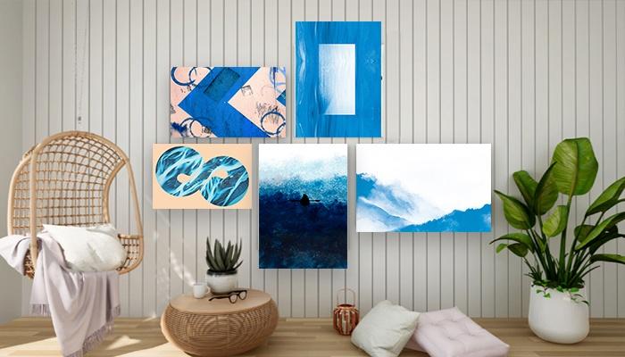 6 fantasticas ideas de decoración con fotos, Portada