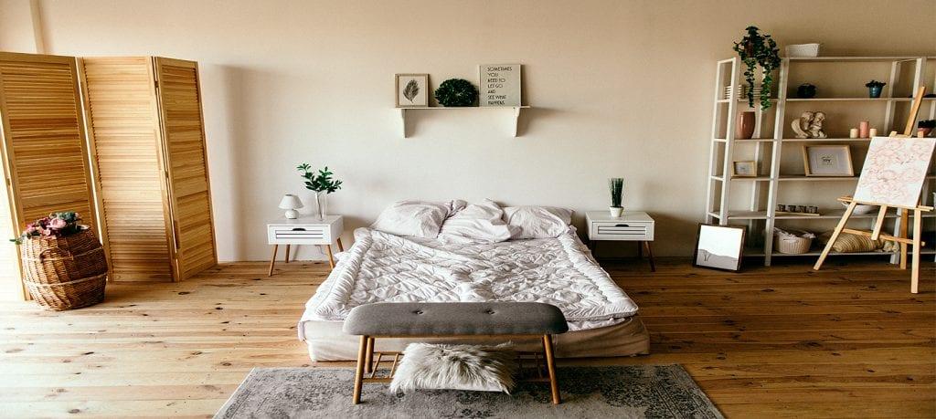 """Deja que la arquitectura """"hable"""",decoración minimalista"""