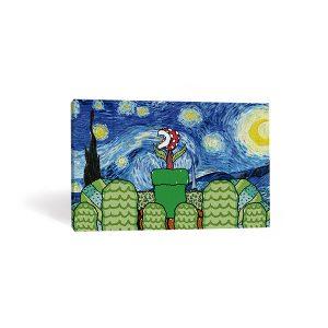 La noche de Mario (Canvas)