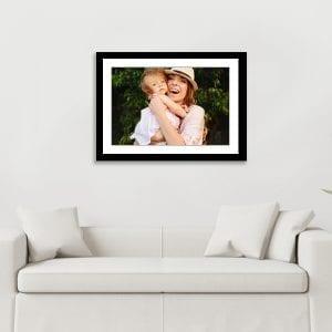 Impresión Enmarcada Personalizada 150×100