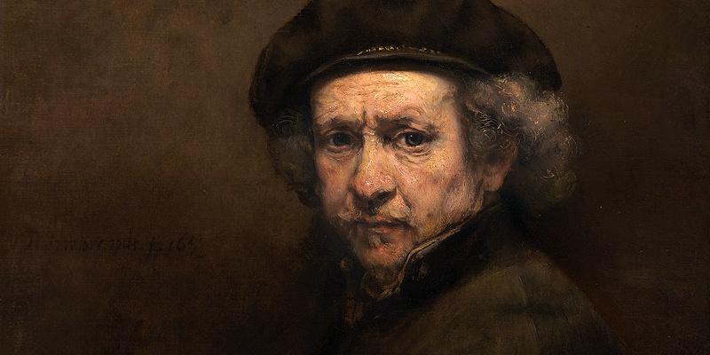 Rembrandt van Rijn, Portada