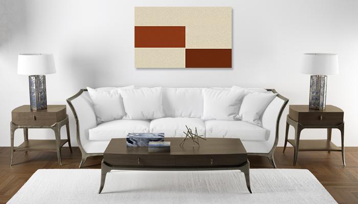 alfombra,Escoge un alfombra adecuada,Consejos de decoración en casas pequeñas