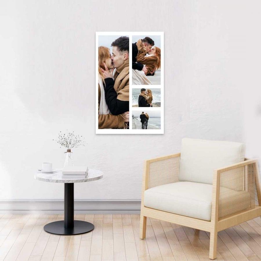 Collage 60x90 - Lennox